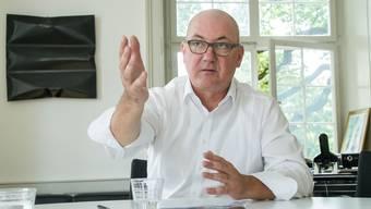 Grosses Interview mit dem grünen Regierungsrat Isaac Reber
