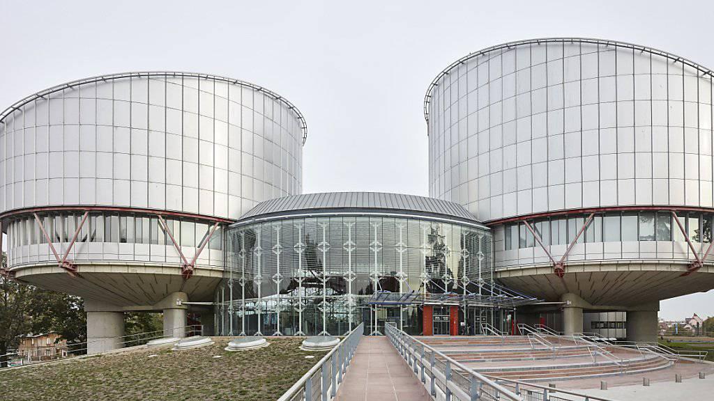 Der Europäische Gerichtshof für Menschenrechte hat die Schweiz wegen einer Konventionsverletzung verurteilt. (Archivfoto)