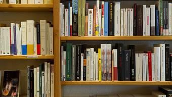 Der Deutschschweizer Buchhandel hat im letzten Jahr 5,7 Prozent weniger Umsatz gemacht.