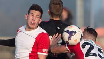 Heimspiel des FC Solothurn gegen Zug