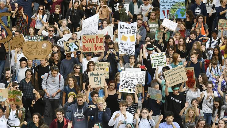 Der Regierungsrat will keinen symbolischen Klimanotstand im Kanton Zürich. Darüber entscheiden wird aber der Kantonsrat. (Archivbild)