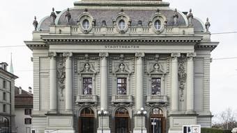 Das Stadttheater Bern - einer der drei Standorte von Konzert Theater Bern. (Archivbild)