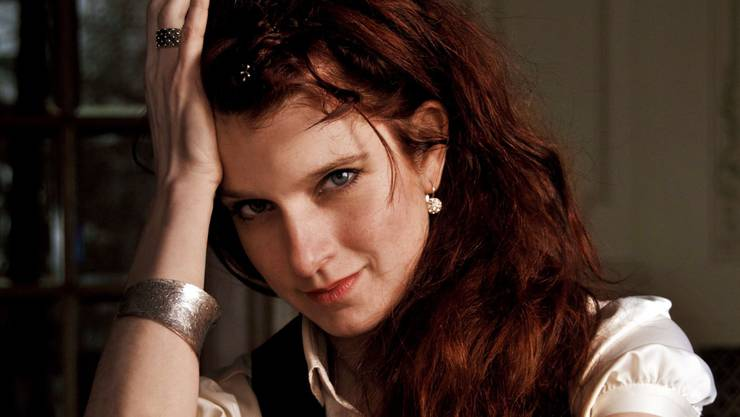 Sopranistin Anne-Florence Marbot