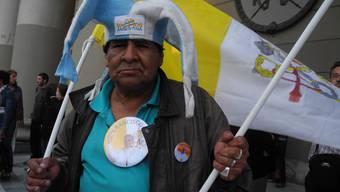Argentinier reagieren gelassen auf die Papstwahl