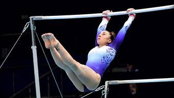 Ilaria Käslin qualifizierte sich trotz einer Magenverstimmung für den Mehrkampf- und den Schwebebalken-Final