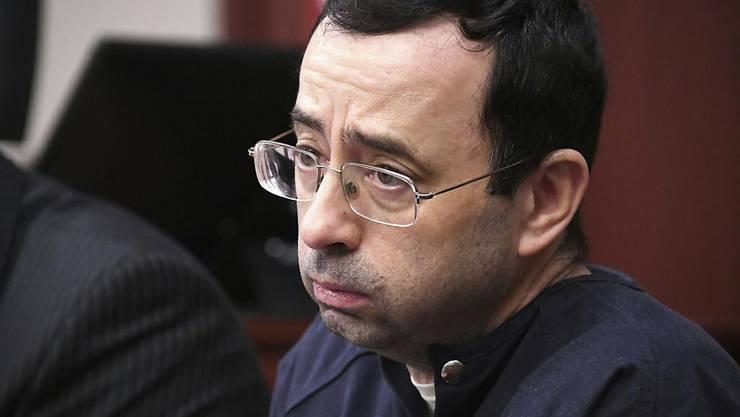 Larry Nassar ist einer Vielzahl schwerer Verbrechen überführt