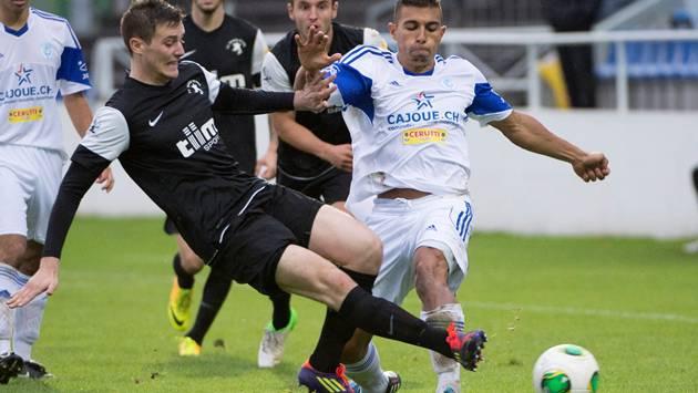 Concordia Basel konnte dem heutigen Gegner kein Bein stellen.