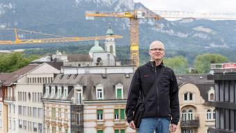 Bauinspektor Anton Rindlisbacher: «Oft findet ein Bauherr im Nachhinein, dass es mit den verordneten Anpassungen noch besser gekommen sei als im ursprünglichen Projekt.»