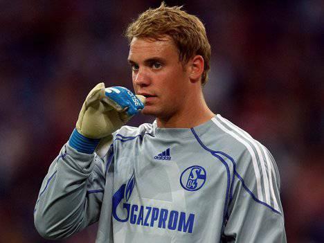 Fabian Neuer wird umworben.