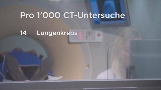 Früherkennung Von Lungenkrebs Check Up Tele M1
