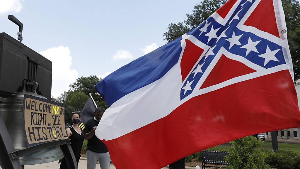 Bundesstaat Mississippi trennt sich von umstrittener Flagge