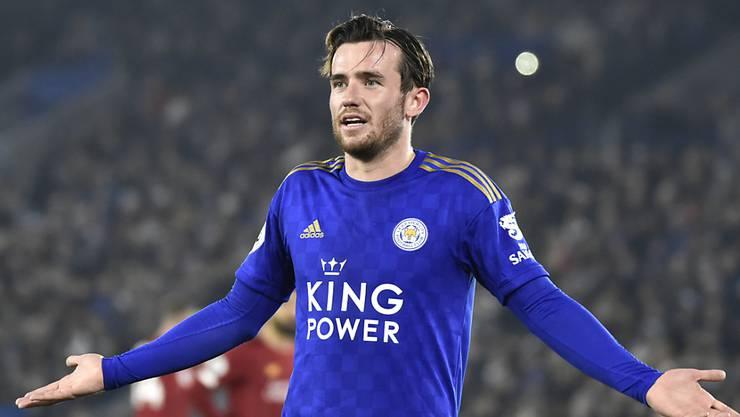 Leicesters Ben Chilwell ist der nächste kostspielige Zuzug von Chelsea