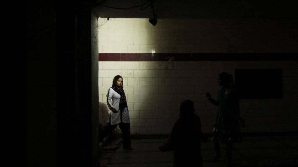 Sexuelle Gewalt gegen Frauen ist in Indien allgegenwärtig. Nach der jüngsten Statistik wurden im Jahr 2016 durchschnittlich hundert Frauen pro Tag vergewaltigt. (Symbolbild)