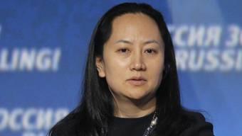 Huawei-Finanzchefin Meng Wanzhou ist seit dem 1. Dezember in Haft.