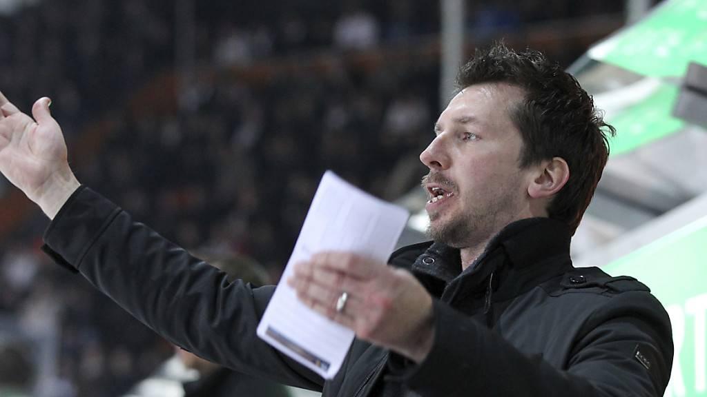 Lars Leuenberger hofft, bald wieder ein Team zu führen
