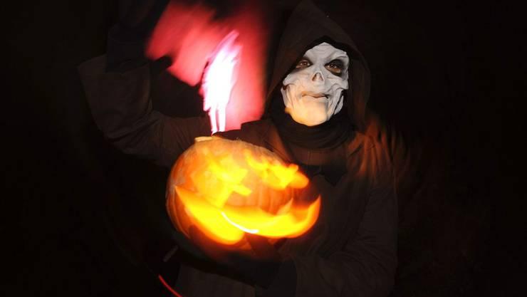 Der Halloween-Boom ist vorbei.