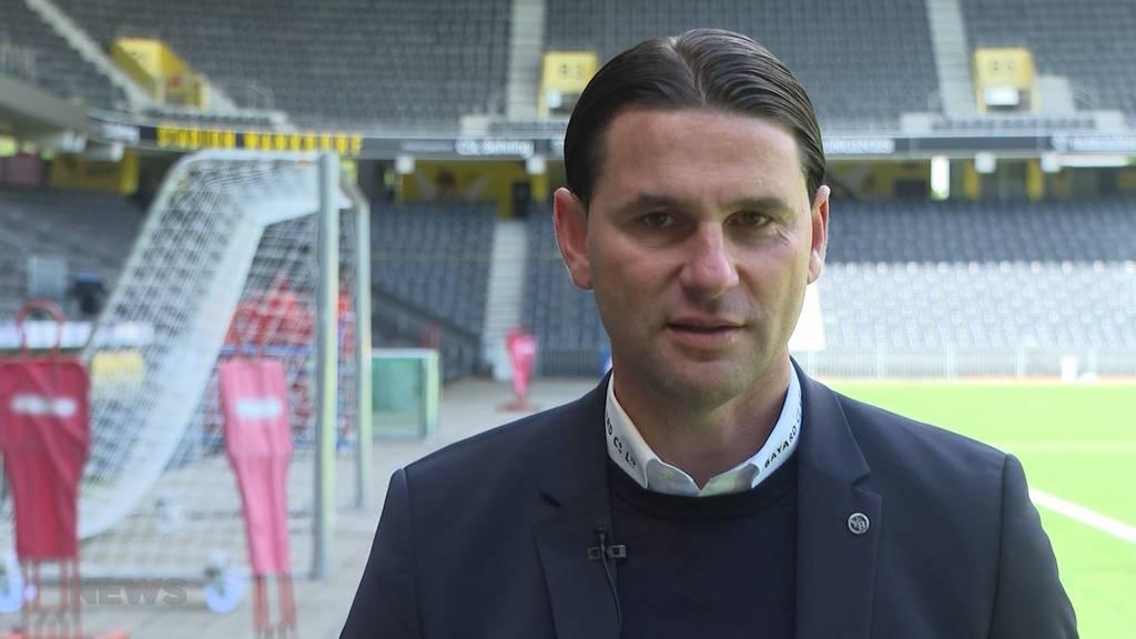 Alle guten Dinge sind drei: YB-Trainer Gerry Seoane wechselt nach drei Jahren zu Bayer Leverkusen