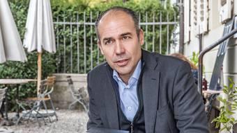 Ist in grosser Sorge- Raphael Wyniger, Teufelhof-Patron und seit Juli 2020 Präsident des Basler Hotelier-Vereins.