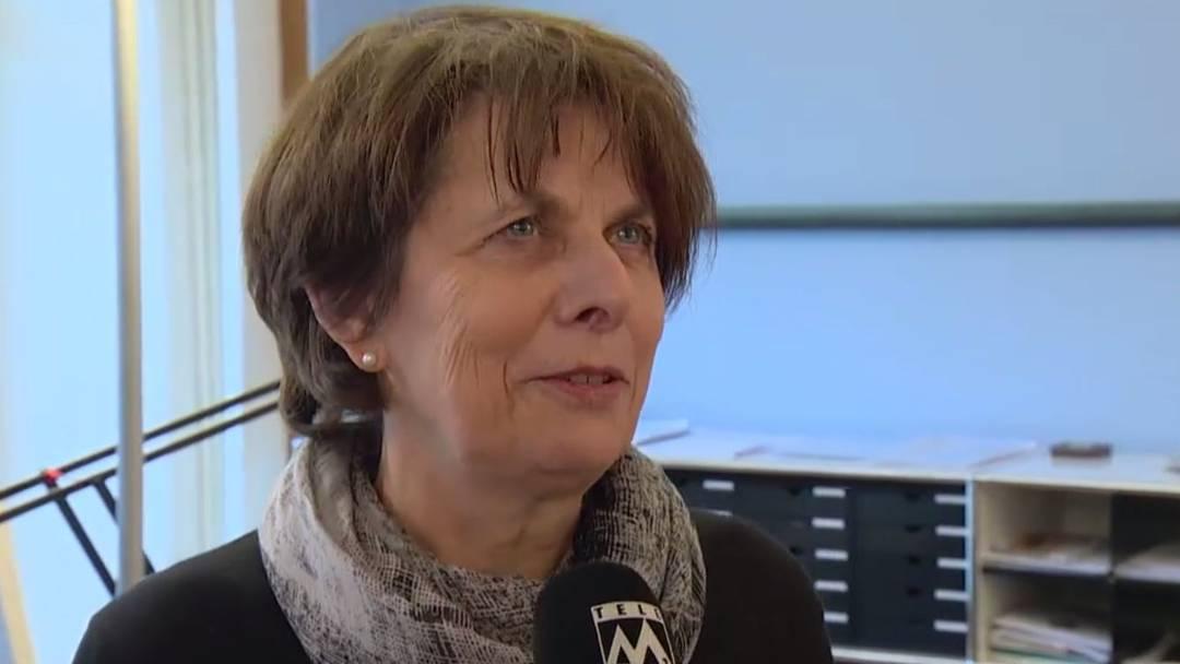 Abtretende Stadtpräsidentin Jolanda Urech