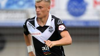 Luganos Egzijan Alioski traf gegen Sion zweimal