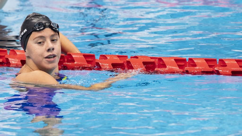 Schwimmen: Nora Meister qualifiziert sich für den Final
