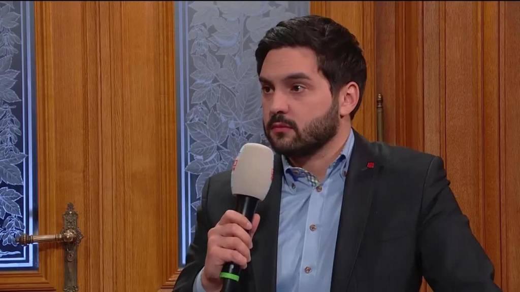 """Cédric Wermuth: """"Keine Frage, ob die SVP zwei Sitzansprüche hat"""""""