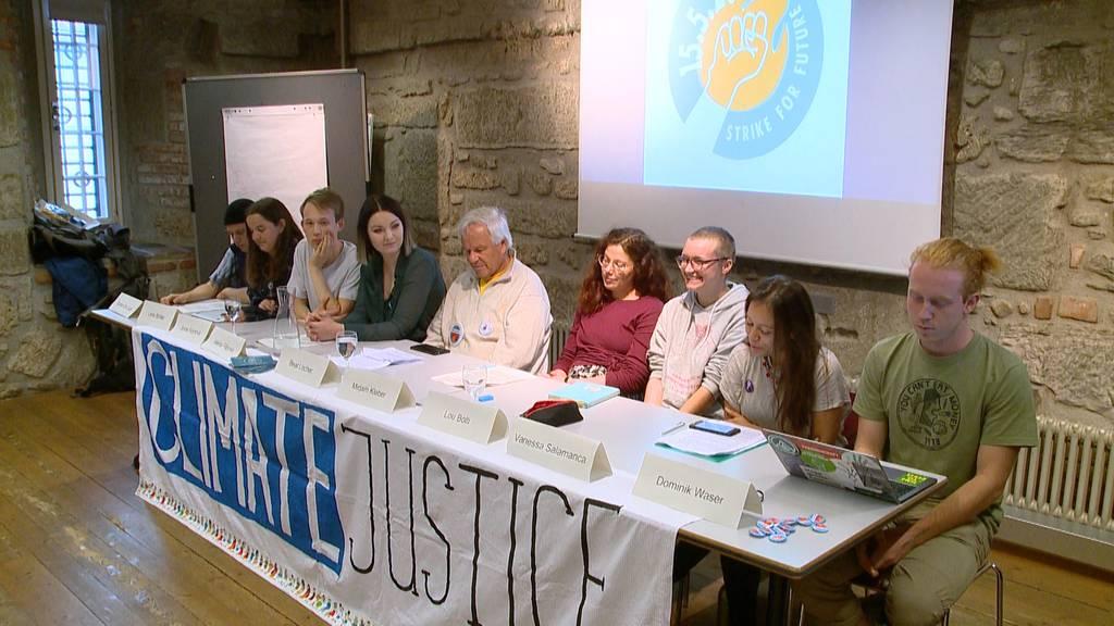 """""""Strike for Future"""": Klimajugend ruft zu landesweitem Streik auf"""
