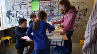 Christina Käch wünscht sich für alle Kinder eine offene Form des Lernens.