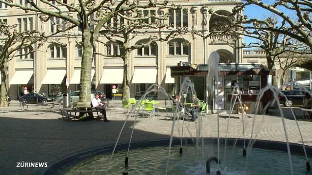 Ladenbesitzer des Werdmühle-Platz siegen über Stadt Zürich