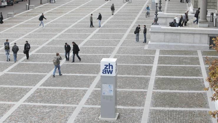 4300 junge Frauen und Männer starten Studium an ZHAW (Themenbild)