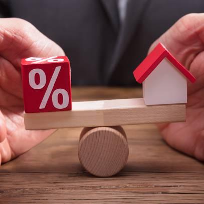 Negativzinsen bei Hypotheken