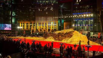 Mittelerde ist in Berlin - so erwarteten die Fans ihre «Hobbit»-Stars