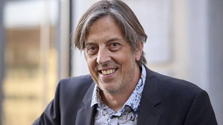 Pedro Lenz, Schriftsteller aus Olten.