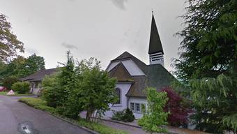 Die reformierte Kirche in Klingnau.