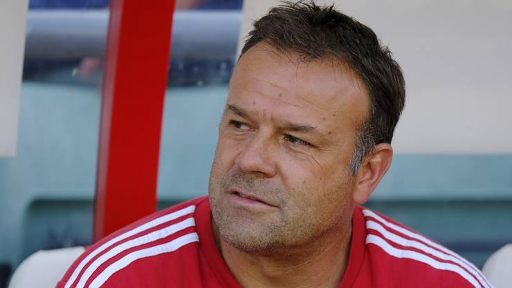 Patrick Rahmen wird nach der laufenden Saison neuer Cheftrainer des FC Aarau