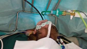 Am Kinderspital in Zürich befindet sich eines von vier Herzzentren für Kinder in der Schweiz.