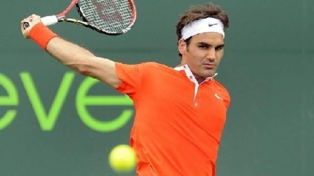 Im vergangenen Jahr scheiterte Federer in den Halbfinals an Djokovic