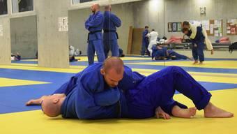 Die Brugger Judoka müssen sich in Yverdon geschlagen geben. (Symbolbild)