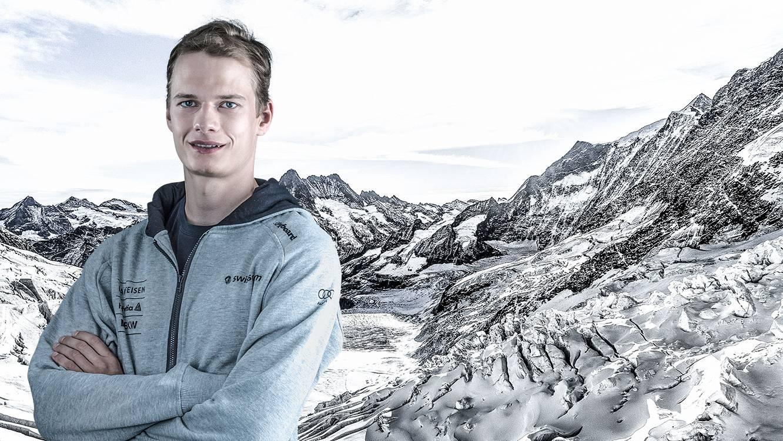 Olympisches Diplom für Jonas Bösiger aus Oberarth