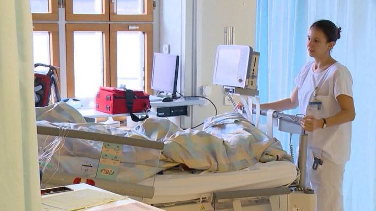 Kantonsspital Baden: Behandlung von Krankheiten nicht verschleppen