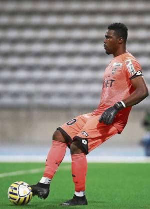 Wahrscheinlich neure St.Gallen-Goalie: Lawrence Ati Zigi.