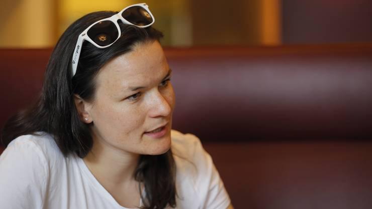 Lea Herzig, Präsidentin Zurich Pride.