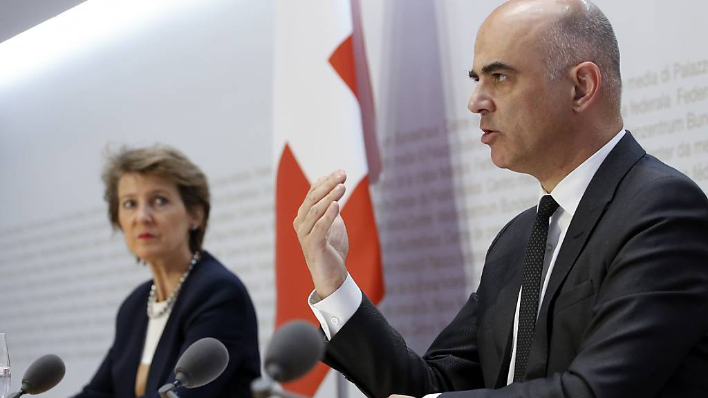 Alain Berset will den «Lockdown-light» verlängern