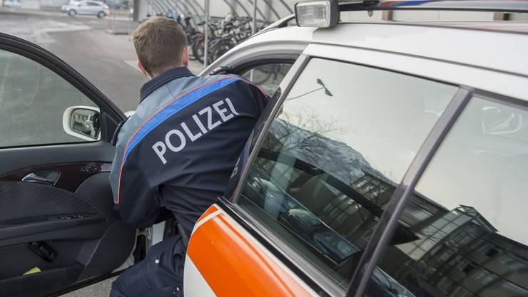 Die Polizei konnte die beiden Täter festnehmen.