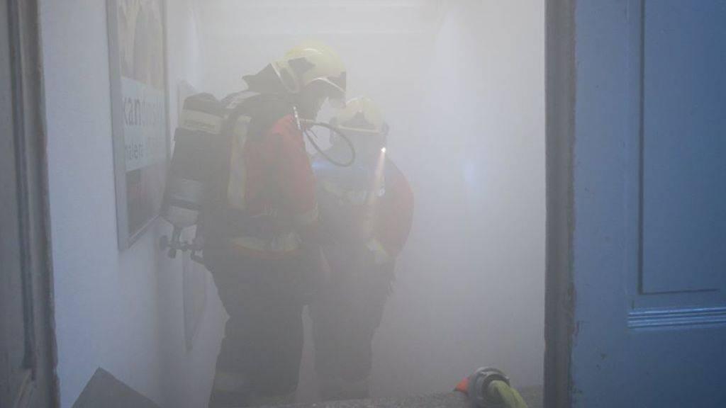 Leichenfund bei Brand in Burgdorf - Keine Hinweise auf Verbrechen