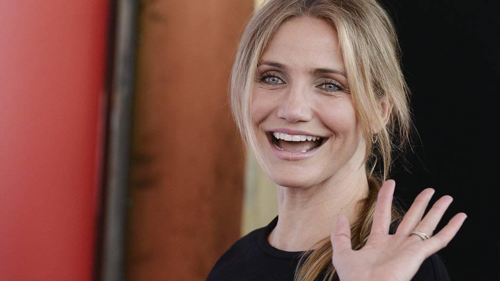 Cameron Diaz ist für ihre natürliche Schönheit bekannt: In einer TV-Show betonte die Hollywood-Schauspielerin nun, nichts gegen den Alterungsprozess unternehmen zu wollen. (Archiv)