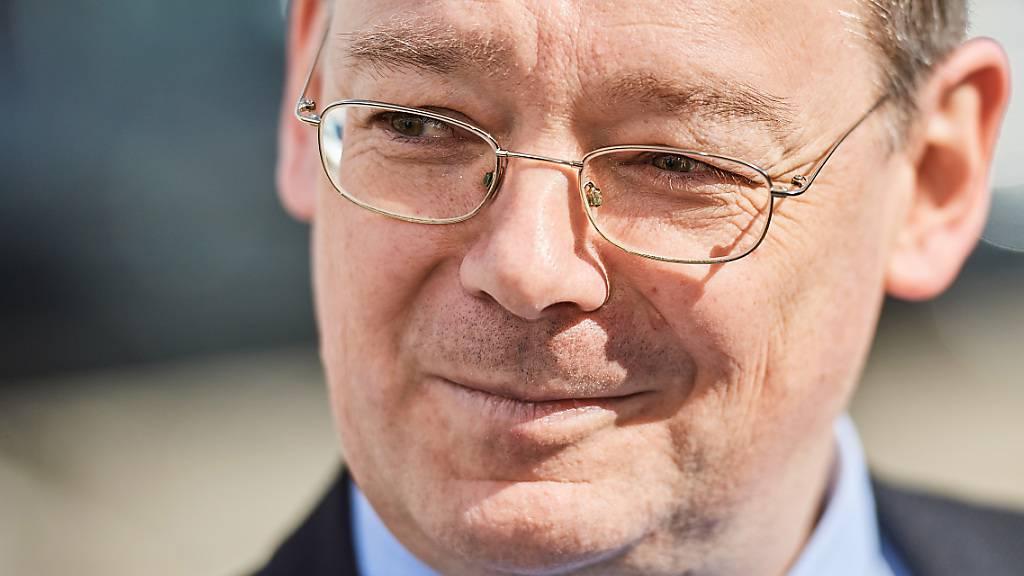 SVP-Nationalrat Franz Ruppen zieht auf Kosten der CVP in die Walliser Kantonsregierung ein. (Archivbild)