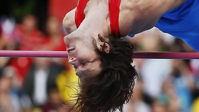 Der Russe Iwan Uchow übersprang 2,41 m