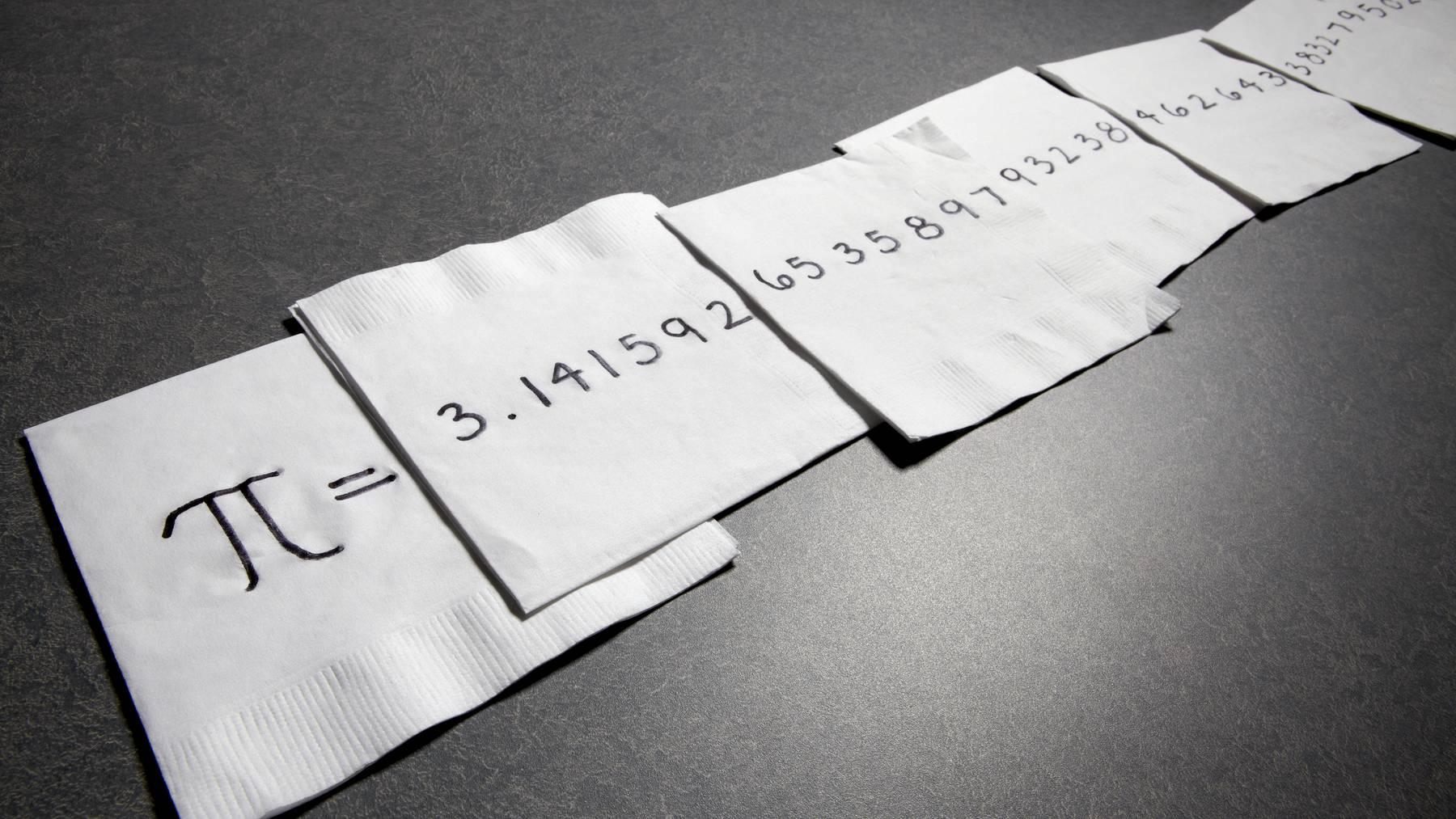 Zahl Pi Mathematik