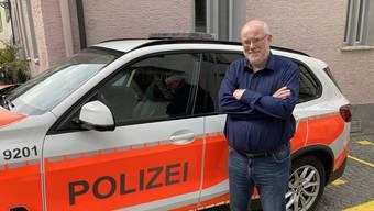 Martin Brönnimann: «Big Brother schaut in Baden nicht zu, sondern zeichnet nur auf.»
